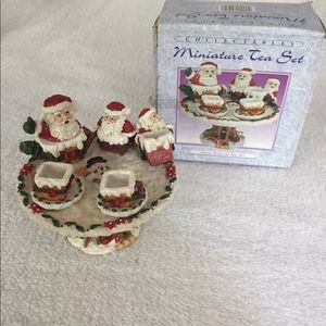 Miniature Tea  Set collectables